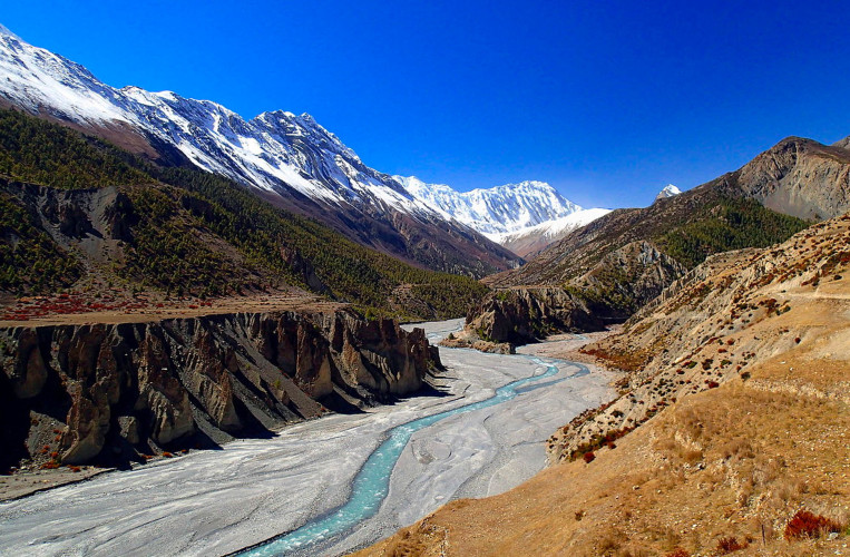 14 Days Annapurna Circuit Trek