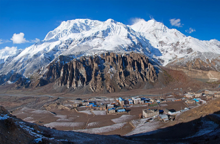 10 Days Annapurna Sanctuary Trek
