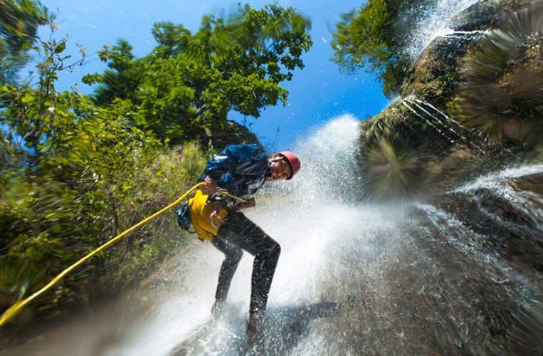 1 Day Canyoning in Bhotekoshi