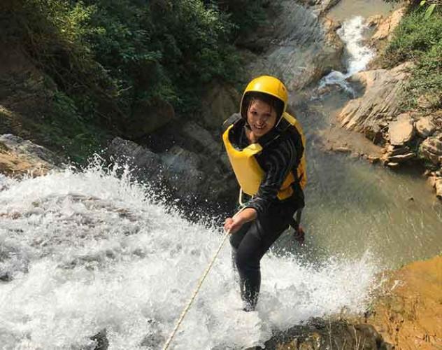 1 Day Jalbire Canyoning