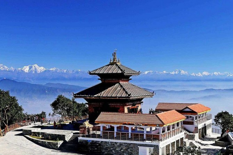1 Day Chandragiri Hiking