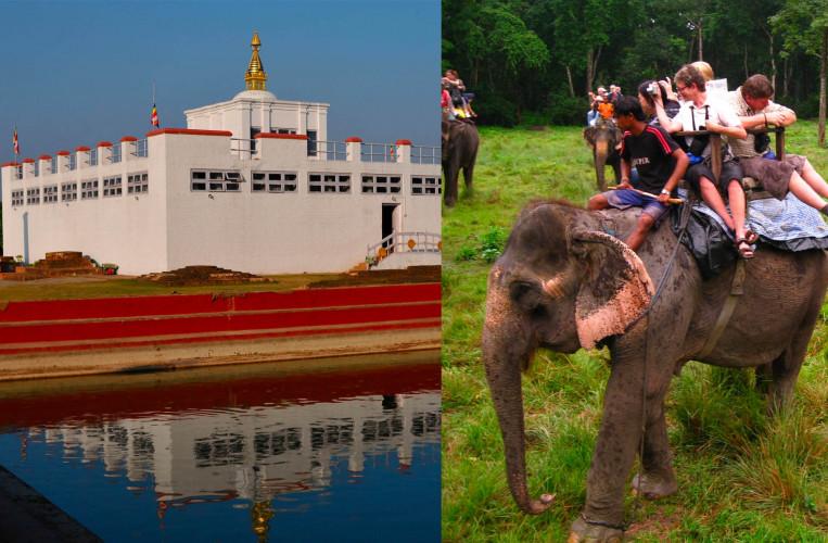 7 Days Chitwan Lumbini Sightseeing Tour