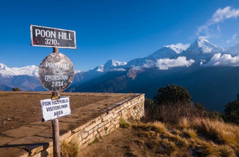 8 Days Ghorepani Poon Hill Trek