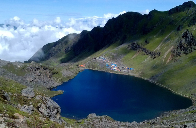 10 Days Gosainkunda Lake Trek