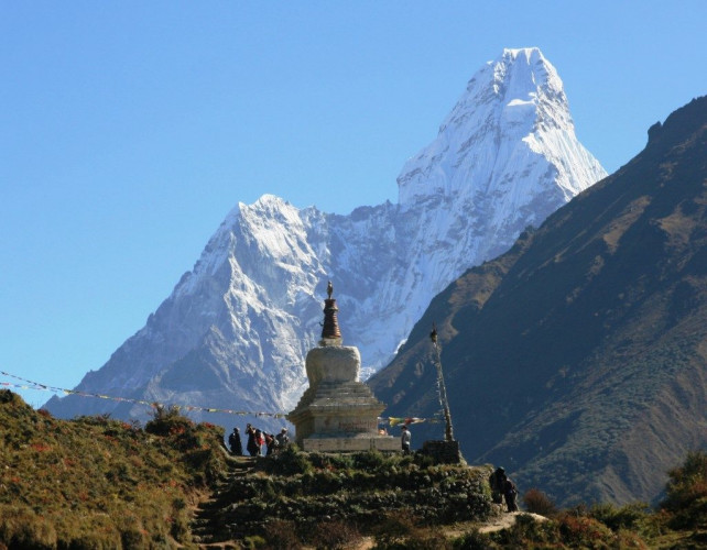 Langtang Base Camp Trek 9 Days