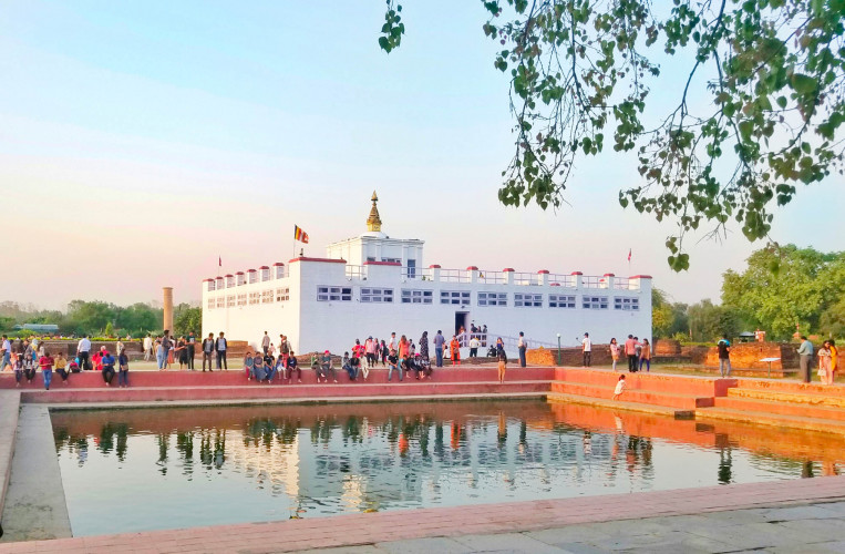 6 Days Lumbini Pilgrimage Tour
