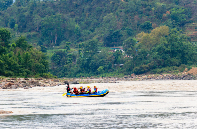 2 Days Trishuli River Rafting