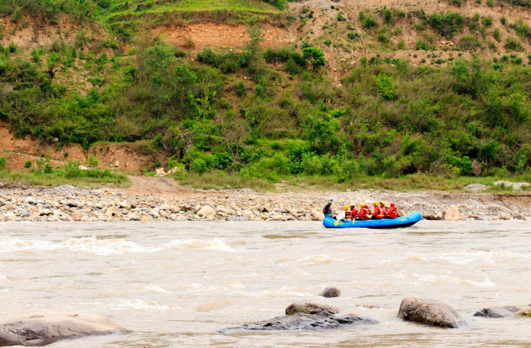 Trishuli River Rafting - Day Trip