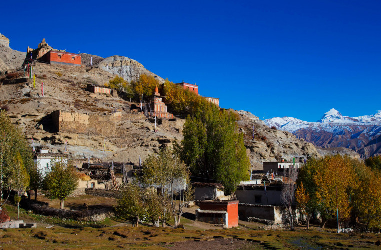 15 Days Upper Mustang Trek